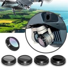 Beli Mcuv Cpl Nd4 Nd8 Nd16 Nd32 Hd Tipis Filter Lensa Kamera Untuk Dji Mavic Pro Drone Intl Nyicil