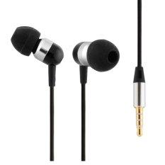 Review Mediatech Earset Earphone Jbm Mj A8 Mic Silver Terbaru