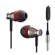 Ulasan Lengkap Mediatech Earset Earphone Jbm Mj900 Mic Abu Abu