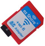 Promo Mediatech Ez Share Wifi Adapter Micro Sd To Sd Card Merah Murah