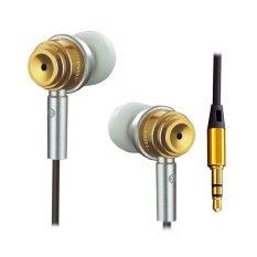 Review Mediatech In Ear Jbm Mj 700 Professional Earphone Gold