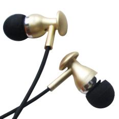 Beli Mediatech In Ear Jbm Mj 9600 Earset Earphone Mic Gold Terbaru