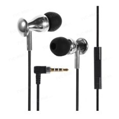 Spesifikasi Mediatech In Ear Jbm Mj 9600 Earset Earphone Mic Silver Murah