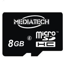 Ulasan Mengenai Mediatech Microsd 8 Gb Class 6
