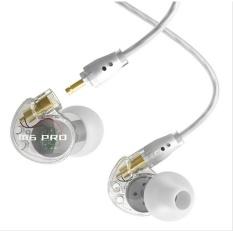 Promo Mee Audio M6 Pro Universal Fit Kebisingan Mengisolasi Musisi In Ear Monitor Dengan Kabel Yang Dapat Dilepas Clear Intl Murah
