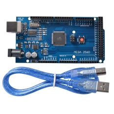 Mega 2560 R3 Atmega16U2 Atmega2560 16Au Module Board Usb Cable For Arduino Intl Original