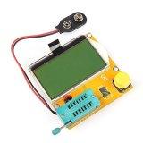 Jual Mega328 Transistor Tester Dioda Kapasitansi Esr Meter Murah Tiongkok