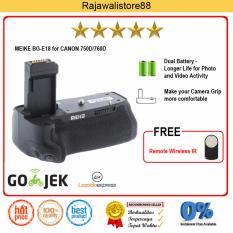Meike Battery Grip BG-E18 For Canon EOS 750D-760D