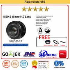 Meike Lens Mk-35mm F-1.7 Manual Focus For Nikon 1-Mount-Nikon J5/J3/J1/V1/V2