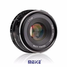 Meike MK-35mm f/1.7 Manual Focus Lensa For Sony E Mount NEX7/a6300/a5000/a5100/a6000