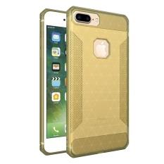 Meishengkai Case Cover For Apple iPhone 8 plus Case, Slim and Cover Case Coated Non Slip Drop Scrub Unisex Protective Scrub + PC - intl