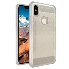 Meishengkai Case Cover For Apple iPhone X Case, Slim and Cover Case Coated Non Slip Drop Scrub Unisex Protective Scrub + PC - intl