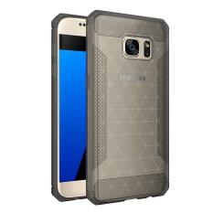 Meishengkai Case Cover For Samsung Galaxy S7 Case, Slim and Cover Case Coated Non Slip Drop Scrub Unisex Protective Scrub + PC - intl