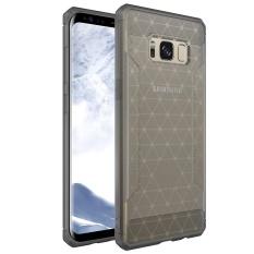 Meishengkai Case Cover For Samsung Galaxy S8 Plus Case, Slim and Cover Case Coated Non Slip Drop Scrub Unisex Protective Scrub + PC - intl