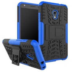 Meishengkai Case For Alcatel One Touch Pixi 4 (5.0 inch) 4G Version Detachable 2 in 1 Hybrid Armor Design Shockproof Tough Rugged Dual-Layer Case Cover with Built-in Kickstand - intl