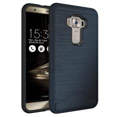 Spesifikasi Meishengkai Case For Asus Zenfone 3 Ze552Kl Rotate Kickstand Hybrid Shock Resistant Protective Case Tough Rugged Dual Layer Brushed Two In One Beautiful Personality Case Intl Dan Harganya