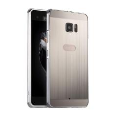Pelindung Meishengkai untuk HTC U Ultra Carbon Fiber Elastis Penurunan Emisi Perlindungan Anti Gores Rugged Armor Case Multicolor-Intl