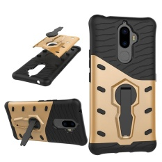 Meishengkai Case For Lenovo K800 Inch 2in1 Hybrid with Soft Rugged TPU Inner Skin and Hard PC Anti Scratches Protective Cover Light