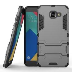 untuk Kasus Meishengkai Samsung Galaksi A5 2016 (A510F Detachable 2 In 1 Hybrid Armor Case