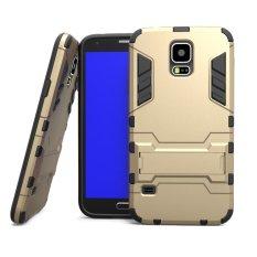 untuk Kasus Meishengkai Samsung Galaksi S5 Detachable 2 In 1 Hybrid Armor Case Dual-Layer