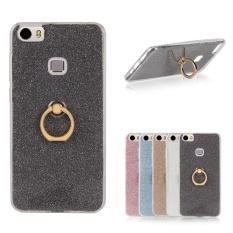 MeiShengKai For VIVO Xplay5, Detachable Ultra-Thin Luxury Anti-scratch Shining Fashion Style TPU Silicone Case - Black