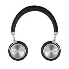 Meizu Hd50 Wire Control Foldable Hi Fi Aluminium Alloy Headphone Hitam Intl Di Tiongkok