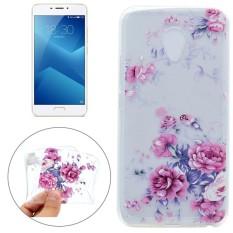 Meizu M5 Note Love Flower Pattern TPU Protective Case - intlIDR65000. Rp 65.000
