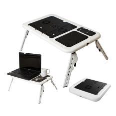 Meja Laptop Portable E-Table / Meja Lipat Portable