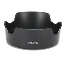 Meking EW-63C kerudung untuk lensa Canon 700D EF-S 18-55 mm f 3.5-5.6 IS STM lensa-