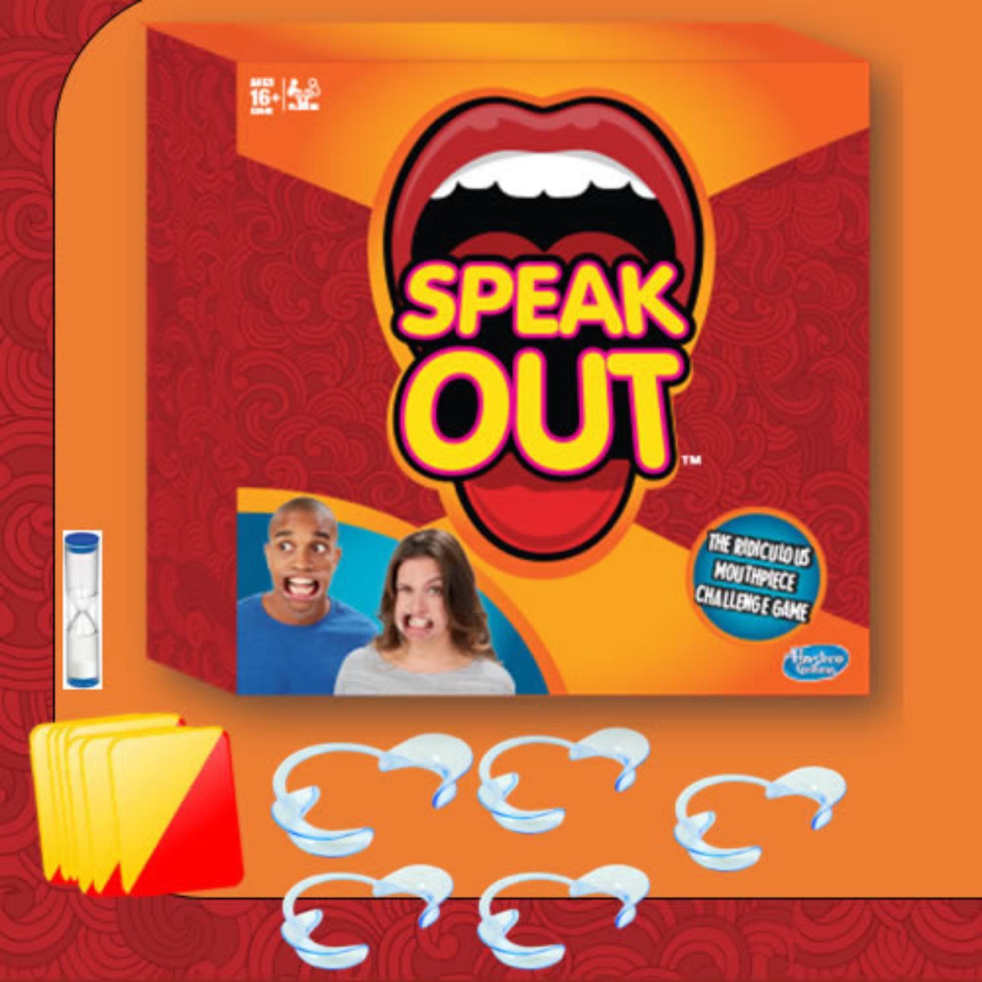 ... Watch Ya Mouth. Source · Mellius Speak Out Games / Permainan Tebak Kata / Toy