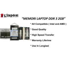 Review Toko Memori Laptop Ddr3 2Gb Kingston Pc3 10600 Online