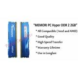 Toko Memori Ram Pc Hyper Ddr2 2 Gb Lengkap