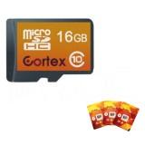 Promo Memory Card Kartu Memory Cortex Microsdhc 16Gb Class 10 Murah
