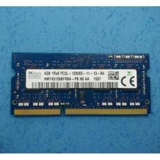 Memory Ram 4Gb DDR3 PC3L-12800 SK hynix SKhynix 1600 Mhz 4GB Support 1333 For Laptop Computer