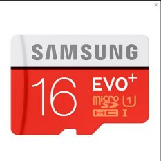 Toko Memory Samsung 16 Gb Uhs I 80Mb S Class 10 Evo Plus Micro Sdhc Card With Sd Adapter Samsung Jawa Barat