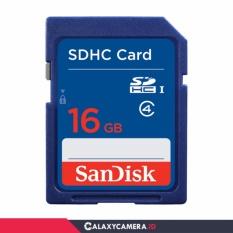 Cuci Gudang Memory Sdhc Sandisk Cl4