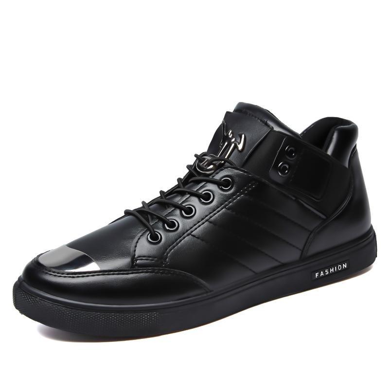 Men S Fashion Board Sepatu Baru Desain Nyaman Sepatu Kasual Pria Intl Tiongkok