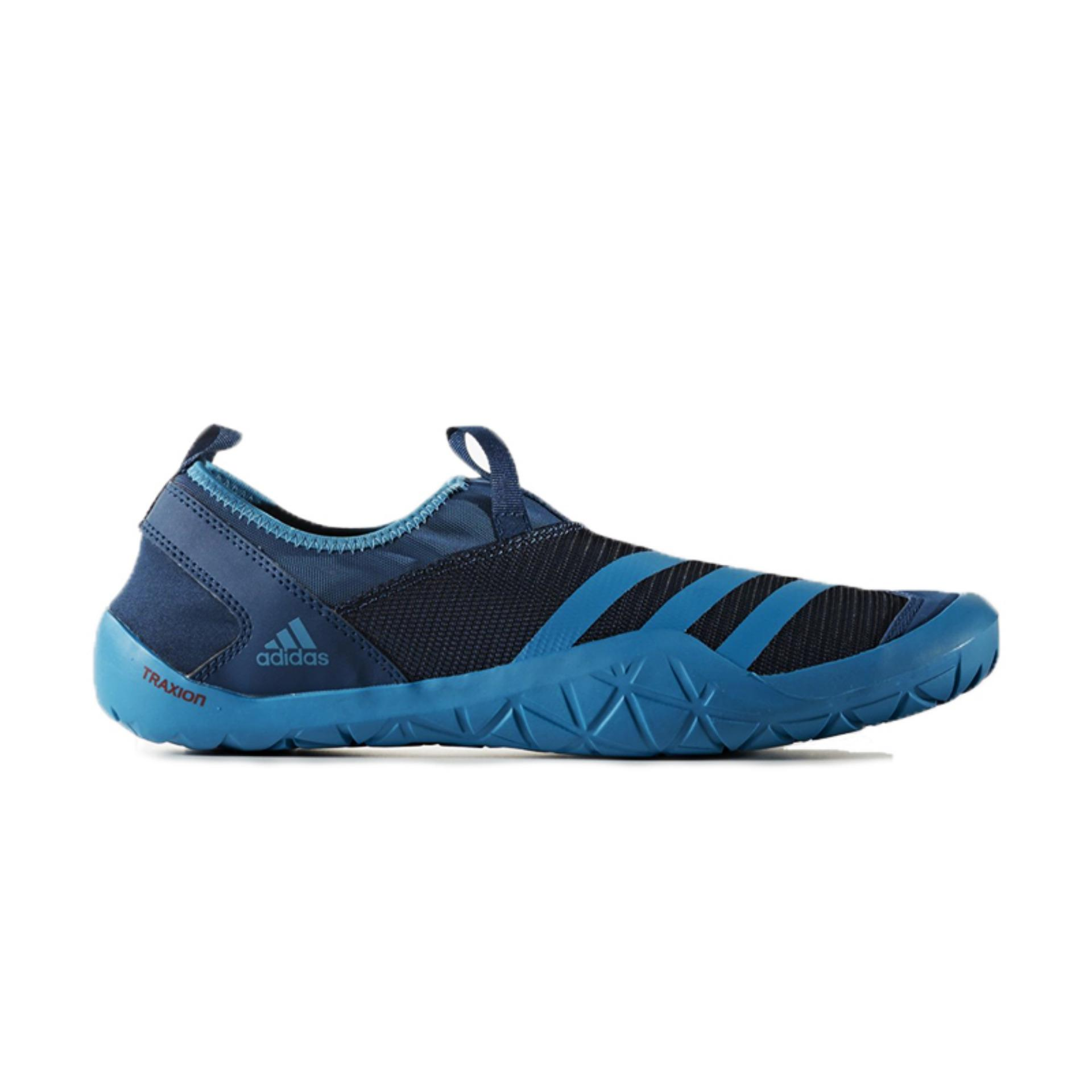 Harga Men S Shoes Sneakers Adidas Climacool Jawpaw Slip On S80816 Biru Origin