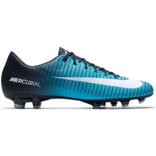 Nike Mercurial Victory Vi Fg Sepatu Olahraga Sepak Bola Pria Obsidian