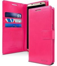 Ulasan Lengkap Tentang Mercury Blue Moon Diary Case Casing Cover For Samsung Galaxy A5 2017 Pink