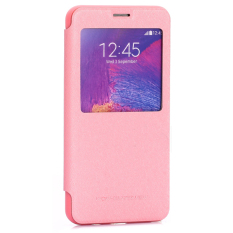 Mercury Case for Samsung Galaxy A7  Wow Bumper View - Pink