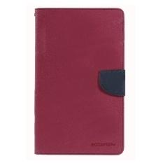 Beli Mercury Fancy Diary Case Samsung Galaxy Tab 4 7 T230 Casing Cover Flip Hotpink Navy