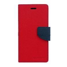 Toko Mercury Goospery Fancy Diary For Samsung Galaxy Note 3 Neo Case Red Navy Online Dki Jakarta