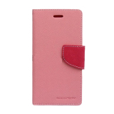 Harga Mercury Goospery Fancy Diary For Sony Xperia M2 Case Pink Hot Pink Mercury