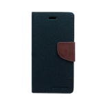 Mercury Goospery Fancy Diary For Sony Xperia Z1 Case Hitam Cokelat Mercury Diskon 40