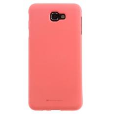 Mercury GoosPery Matte Anti Fingerprint Tpu Perlindungan Case Shell untuk Samsung Galaxy J7 Perdana/On7