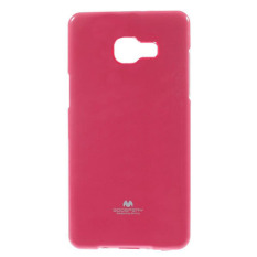 Mercury Jelly Case For Samsung Galaxy A3 2016 - HotPink