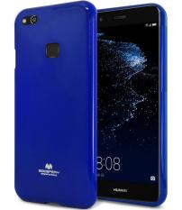 Mercury Jelly Soft Case for Huawei P10 Lite - Blue