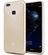 Mercury Jelly Soft Case for Huawei P10 Lite - Gold