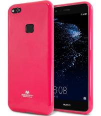 Mercury Jelly Soft Case for Huawei P10 Lite - Hotpink